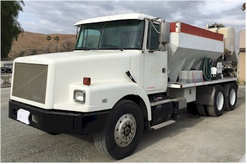 1993 Zimm Mixer on 95 Volvo for Sale